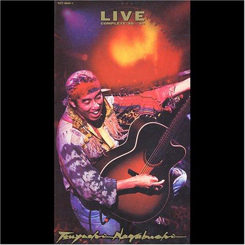 LIVE COMPLETE '95~'96 (24bit リマスタリングシリーズ)