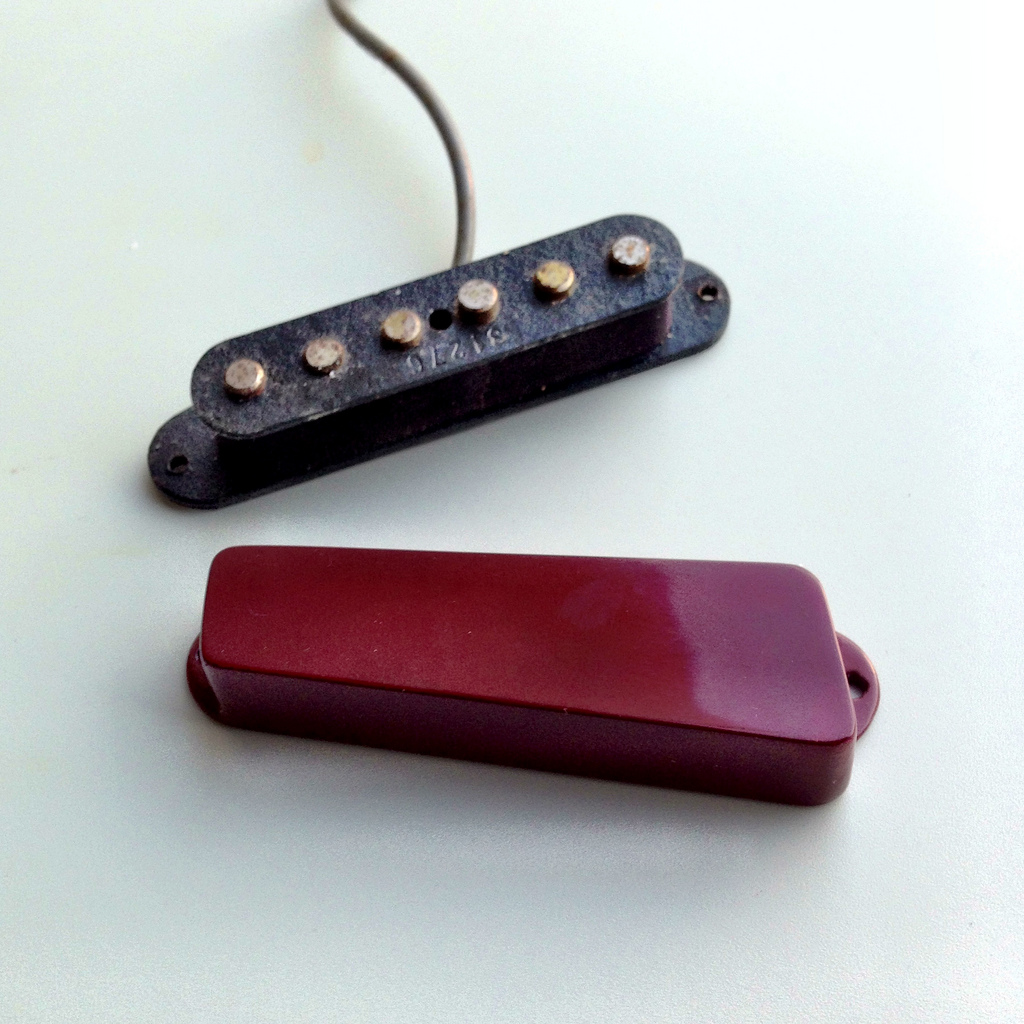 Original SingleCoil Pickup Cover