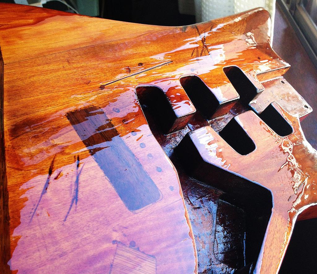 Junk Guitar Rebuild #3