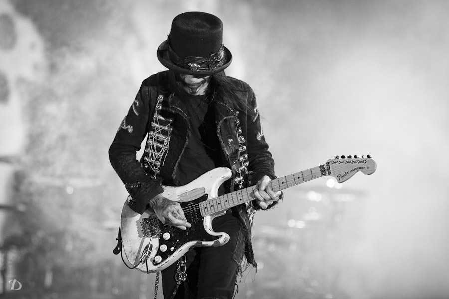 Mick Mars from Motley Crue