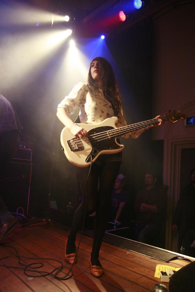 Veronica Falls @ London Calling 2011 #2