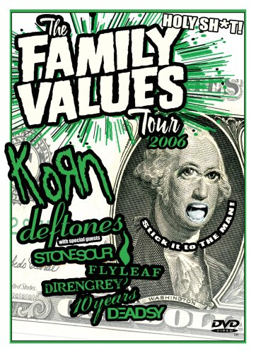 Family Values Tour 2006 [DVD] [Import]