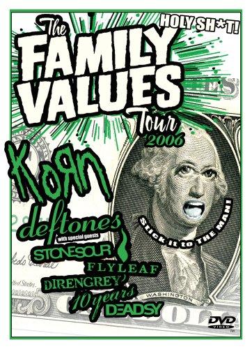Family Values Tour 2006 [DVD] [Import]