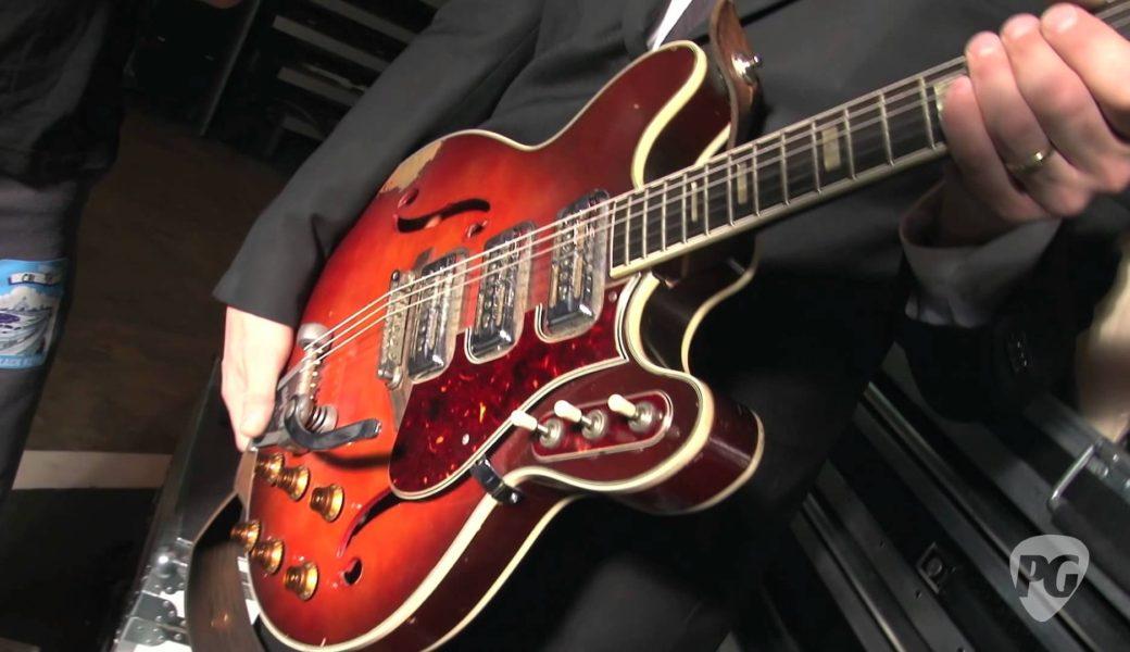 St. Vincent, Black Keys, Wilco「亜流ギタリストとビザールギター」