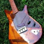 ジャンクギター再生計画【其の四・完成しました】