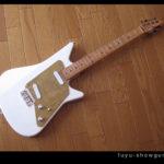 細かすぎて伝わらないギター魔改造「ニセ・バートリー製作記」其の弐・完成