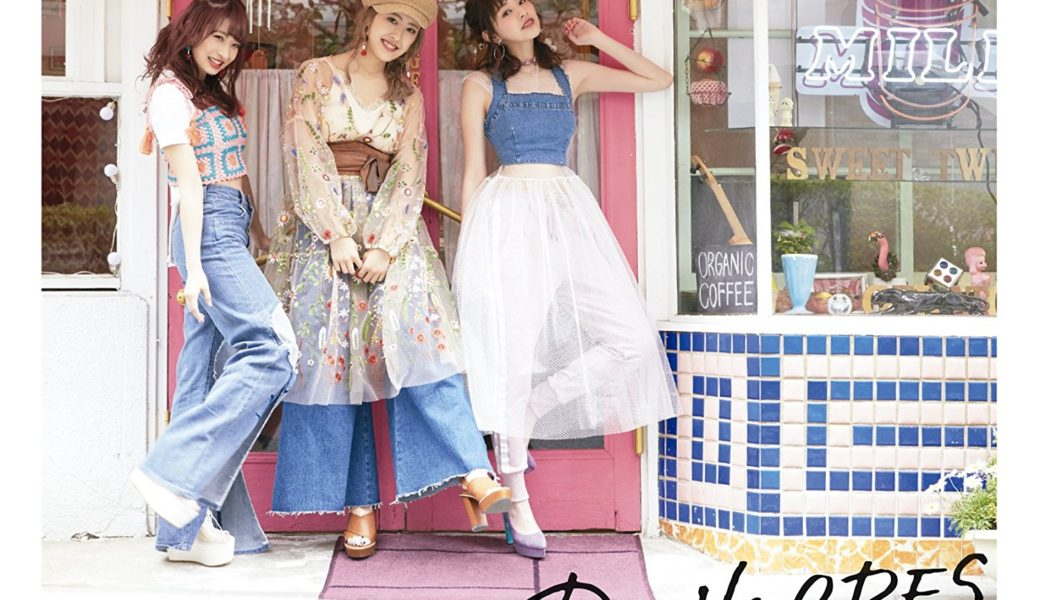 PINK CRES.が振りまく新感覚ガーリー&ハッピーオーラ